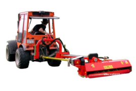DRAGONE MULCHER  Serie Road L