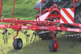 ENOROSSI VORTEX G4V 3PH 520 Wender / Kreiselheuer